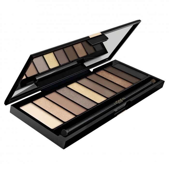L'Oreal Paris Colour Riche La Palette Nude Eyeshadow Palette 7g