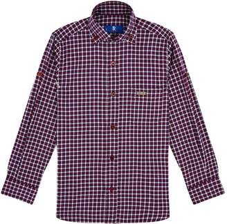 Stefano Ricci Check Button Down Shirt
