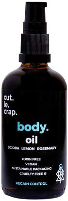 cut. le. crap. - Energise Body Oil