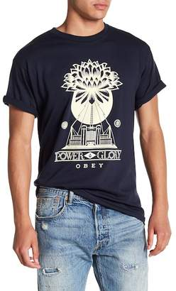 Obey Green Power Tee