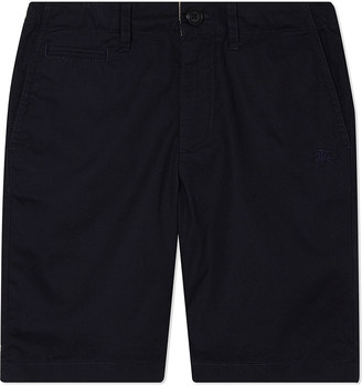 Burberry Tristen cotton shorts 4-14 years $91 thestylecure.com