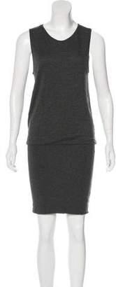 Riller & Fount Stretch Knit Knee-Length Dress