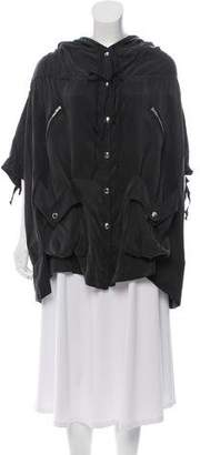 Anna Sui Draped Silk Jacket