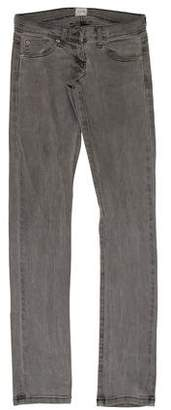 Sass & Bide Low-Rise Skinny Jeans