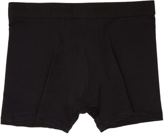 Tiger of Sweden Three-Pack Black Ohlsen Boxer Briefs $100 thestylecure.com