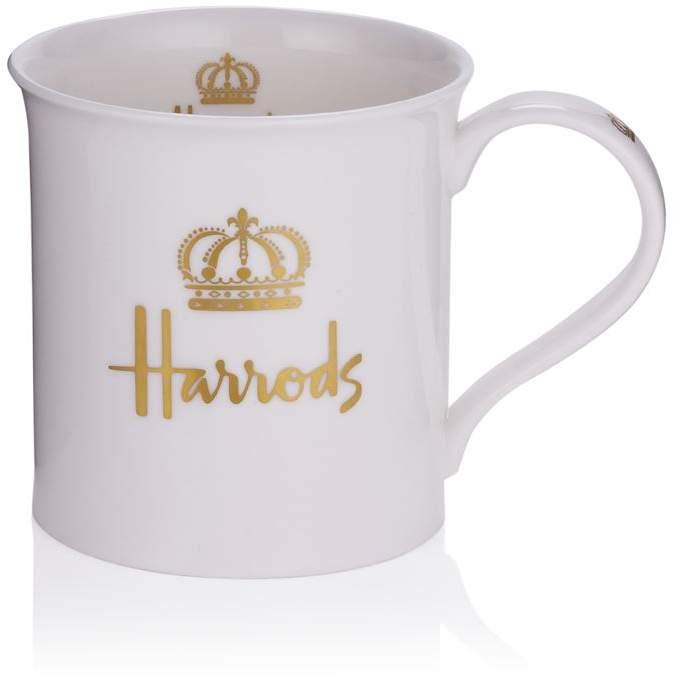 Gold Crown Mug