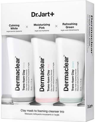 Dr. Jart+ Dermaclear Trans-Foam Clay Trio 3x50ml