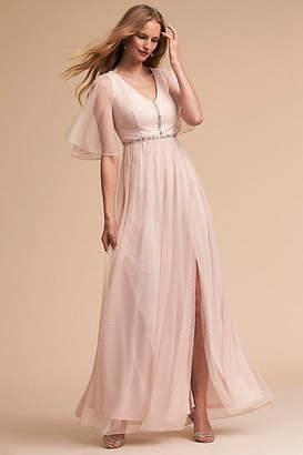 Anthropologie Rivoli Wedding Guest Dress