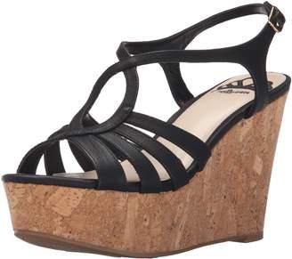 Fergalicious Women's Roxine Wedge Sandal