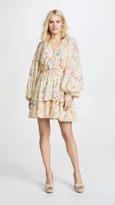 DAY Birger et Mikkelsen Steele Le Bloom Long Sleeve Dress