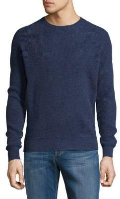 Black & Brown Black Brown Crewneck Cashmere Sweater