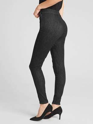 Gap High Rise Side-Zip True Skinny Ankle Jeans in Sculpt