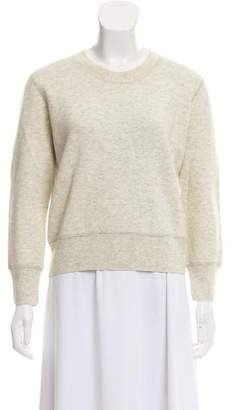 Etoile Isabel Marant Long Sleeve Crew Neck Sweaters