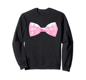 Pastel Goth Shirt Boutique Pastel Goth Designs Aesthetic Pink Ribbon Design For Teens Sweatshirt