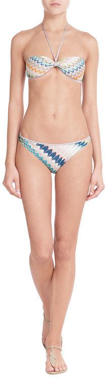 MissoniMissoni Mare Crochet Knit Bikini