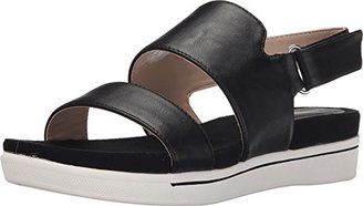 Adrienne Vittadini Footwear Women's Chuckie Flat Sandal $35.99 thestylecure.com