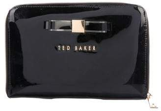 Ted Baker Bow-Accented Zip Pouch