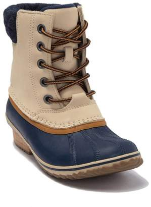 Sorel Slimpack II Waterproof Lace-Up Boot