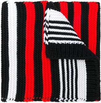 Sonia Rykiel striped scarf