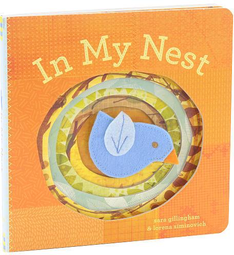 Chronicle Books LLC In My Nest Book