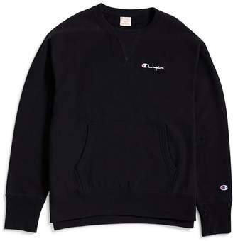 Champion Deconstruction Crew Sweatshirt Black