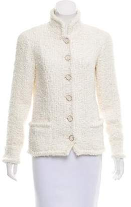 Chanel Structured Fantasy Tweed Jacket