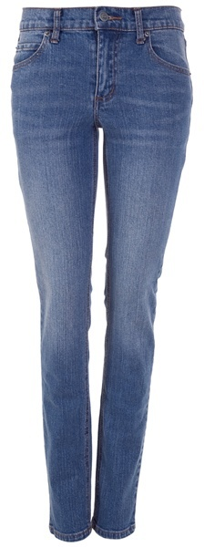CHEAP MONDAY - Faded skinny jeans