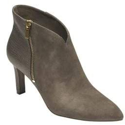 Rockport Valerie Luxe Leather Booties