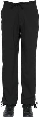 Ports 1961 21cm Stretch Wool Gabardine Trousers