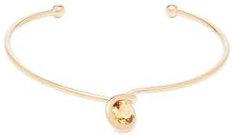Completedworks - Childhood's Retreat Gold Vermeil Cuff - Womens - Yellow