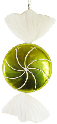 Asstd National Brand Large Candy Fantasy Wrapped Key Lime Candy Christmas Ornament Decoration 18