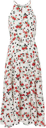 A.L.C. Richards Floral Print Dress
