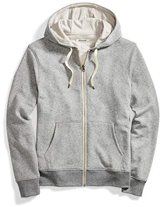 Goodthreads Men's French Terry Full-Zip Hoodie