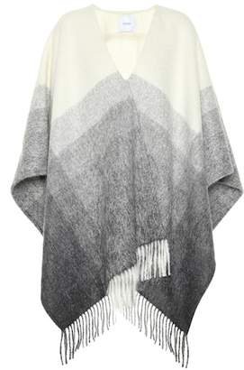 Agnona Alpaca and wool cape