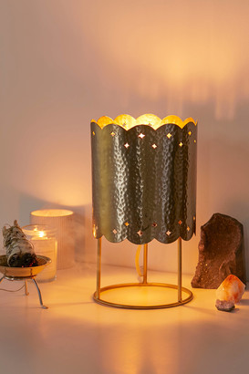 Urban Outfitters Albany Punched Metal Table Lamp