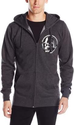 Metal Mulisha Men's Smash Zip up Sweatshirt