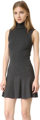 alice + olivia Greta Turtleneck Dress $368 thestylecure.com