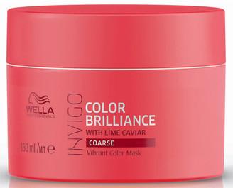 Brilliance+ Wella Professionals INVIGO Color Brilliance Mask for Coarse Hair 150ml