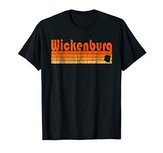 Retro 80s Style Wickenburg AZ T-Shirt