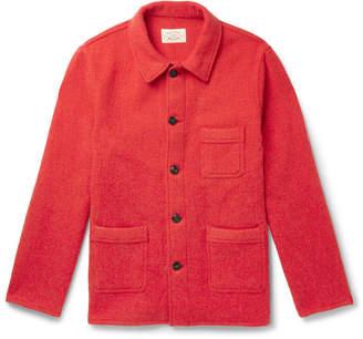 Holiday Boileau Wool-Blend Jacket - Men - Red