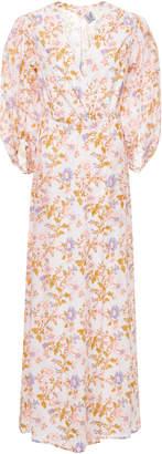 Thierry Colson Phoebe Floral Chintz Cotton Maxi Dress