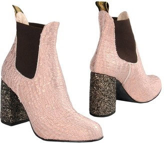 LEO STUDIO DESIGN Ankle boots - Item 11363170