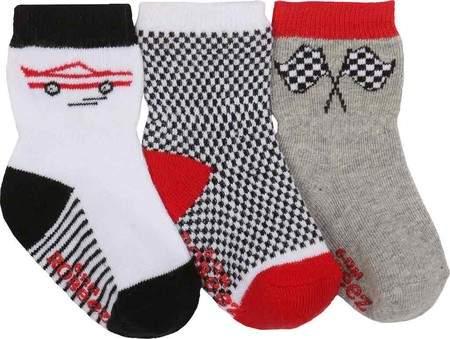 Speedy Baby Sock 3 Pack (9 Pairs) (Infant/Toddler Boys')