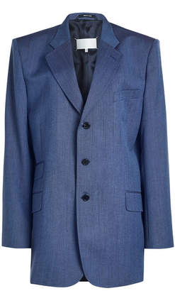 Maison Margiela Blazer in Wool and Mohair