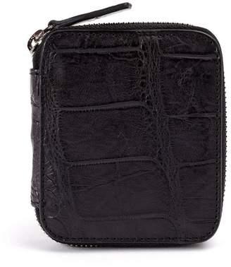 Isaac Sellam Experience mini zipped wallet