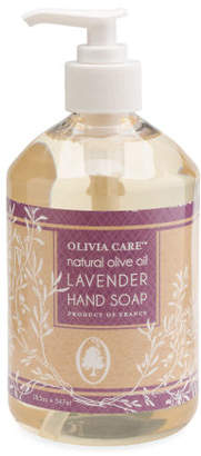 Made In France 18.5oz Lavender Hand Soap