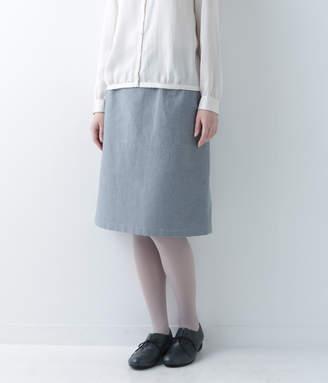 Sally Scott (サリー・スコット) - Sally Scott Crystal/クリスタル ジャカードAラインスカート/セットアップ