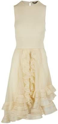 Alexander McQueen Asymmetric dress