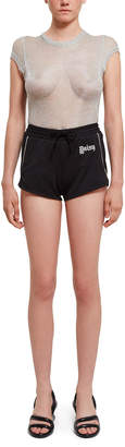 Daisy Crystal Studded Short