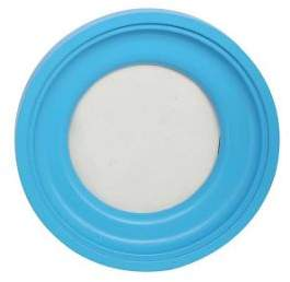 The Contemporary Home Turquoise Porthole Picture Frame